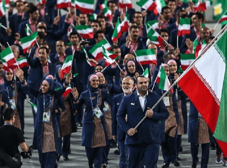 حضور ایران در مسابقات المپیک