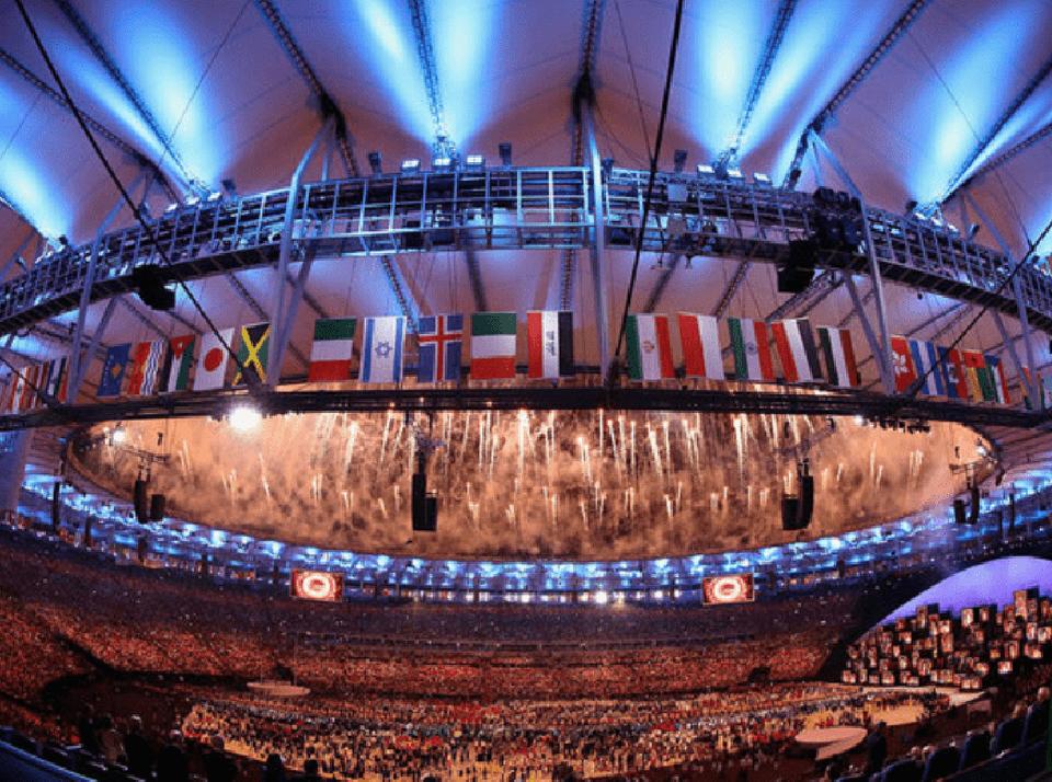 رژه و پرچمداری المپیک از کجا شروع شد؟
