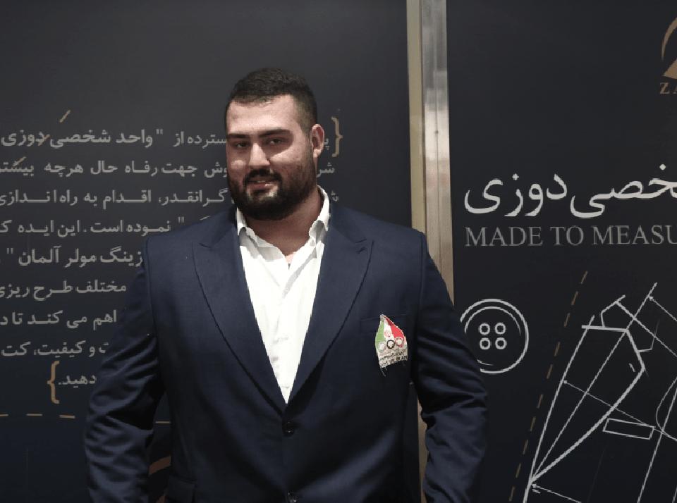 علی داودی؛ مدال نقره  المپیک توکیو را کسب کرد