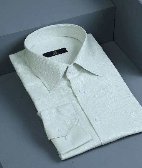 پیراهن مردانه سبز پستهای
