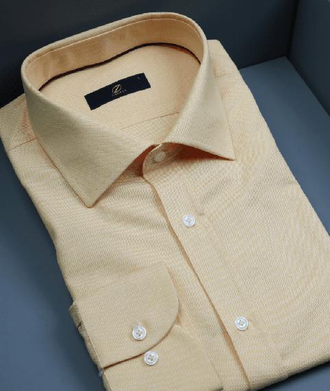 پیراهن مردانه لیمویی