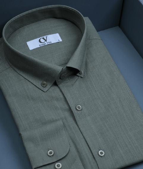 پیراهن مردانه سبز
