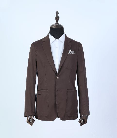 کت تک مردانه قهوهای
