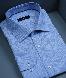 پیراهن آستین بلند آبی