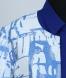 مانتو آبی زنانه زاگرس 185502270 2