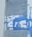 مانتو آبی زنانه زاگرس 185502270 4