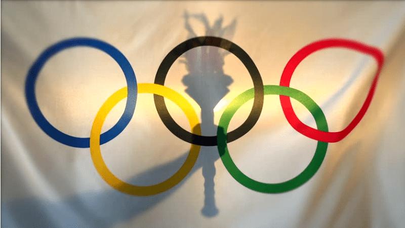 پرچم المپیک