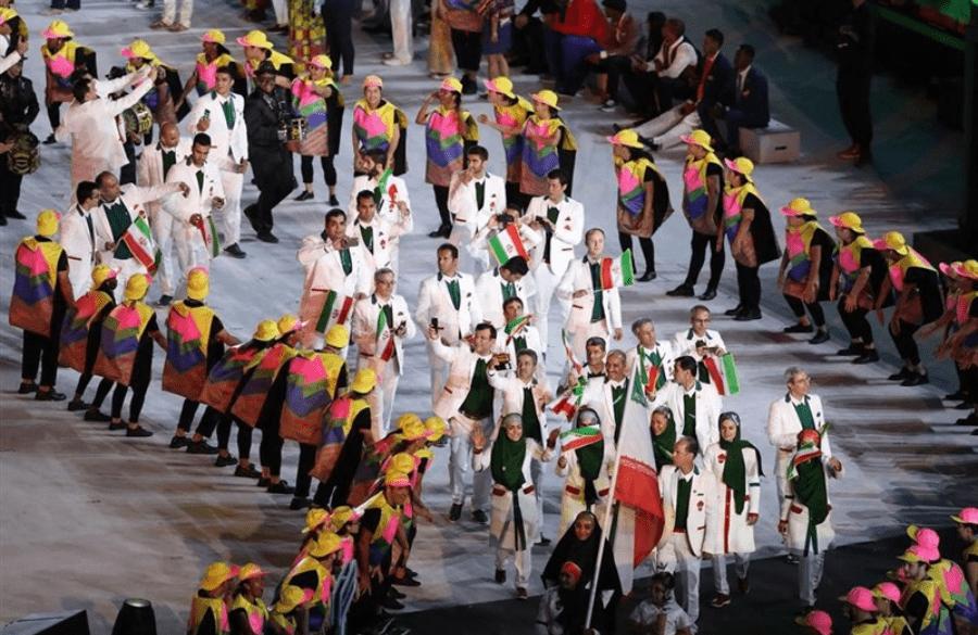 رژه المپیک