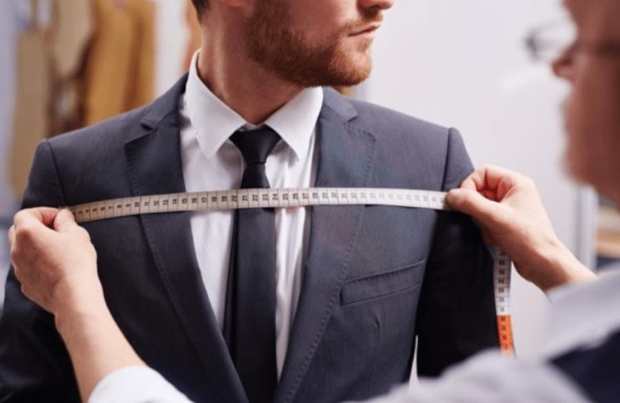 دراپ استاندارد کت و شلوار مردانه