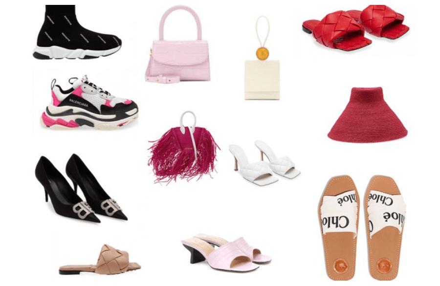 کیف و کفش تابستانه